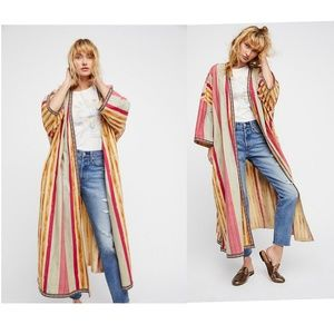 Free People Meadowsweet robe XS-L